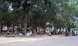 Curuçá - Curuçá-PA-Praça central-Foto:PEDRO PAULO