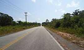 Curuçá - Curuçá-PA-Rodovia PA-318-Foto:PEDRO PAULO