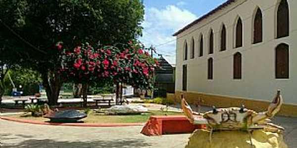Imagens da cidade de Curuçá - PA