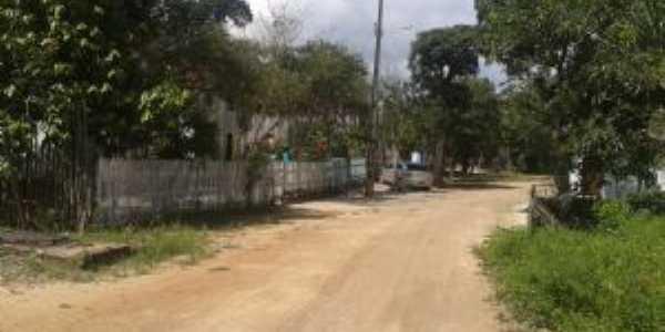 chegando em tauajó distrito de curuçambaba. foto hamilton costa, Por hamilton costa