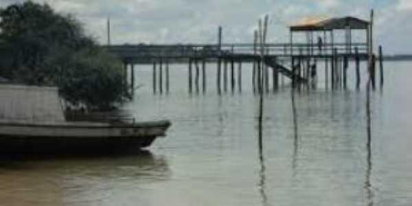 Praia Vila de Tauajó-Curuçambaba-Cametá-Pa, Por Hamilton Costa