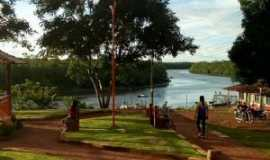 Emboraí - Praça da Matriz de Santo Antônio, Emboraí - PA, Por Iago Amorim
