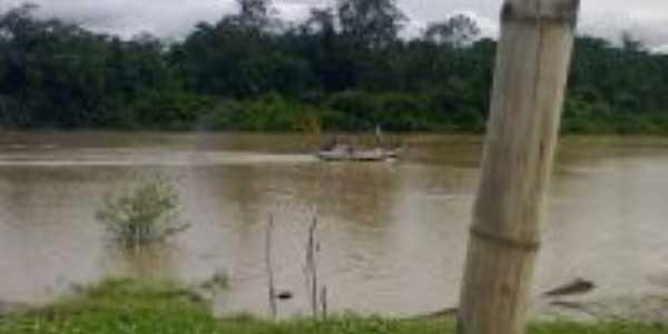 Rio Tauá, Por Márcia Cristina
