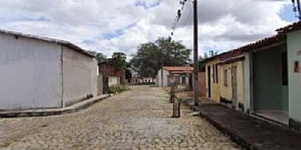 Caiçara-BA-Ruas do Povoado-Foto:Iba Mendes