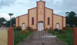 Fernandes Belo - Igreja Matriz, Por Jos� Figueiredo