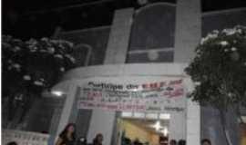 Fernandes Belo - Templo da Assembl�ia de Deus de F.B, Por Messias Miranda