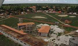 Fernandes Belo - Constru��o do novo col�gio