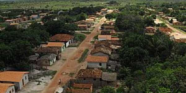 Fernandes Belo - PA Ao fundo a Serra de Piriá