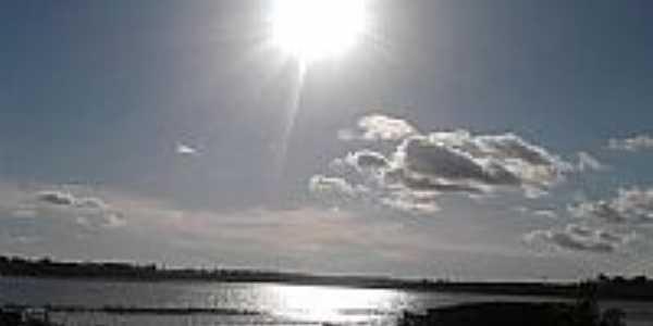 Pôr do Sol em Flexal-Foto:aleillson