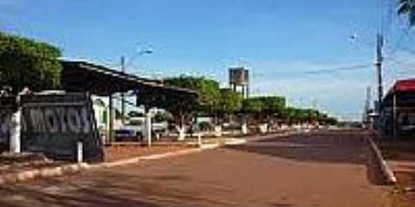 Rua de Floresta do Araguaia-Foto:guiabr