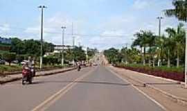 Goianésia do Pará - Entrada da cidade-Foto:laudjb