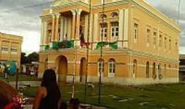 Gurupá - Prefeitura Municipal de Gurupá-PA-Foto:Milhomem