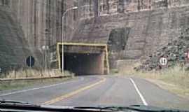 Hidrelétrica Tucuruí - Entrada do Túnel