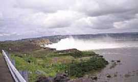 Hidrelétrica Tucuruí - Imagem da Usina