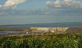 Hidrelétrica Tucuruí - Vista da Usina