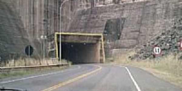 Entrada do Túnel