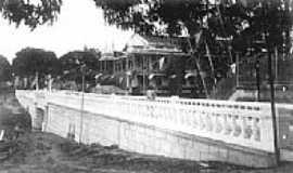 Icoaraci - Belém Antiga - Chalé Tavares Cardoso, em Icoaraci - foto de autor desconhecido por Odilson Sá