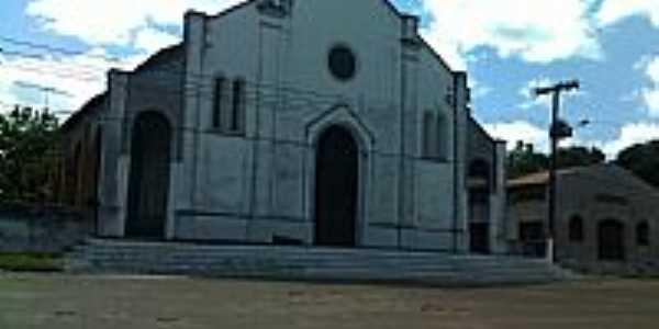Igarapé-Açu-PA-Igreja-Foto:PEDRO PAULO
