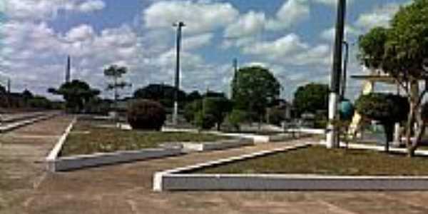 Igarapé-Açu-PA-Praça-Foto:PEDRO PAULO
