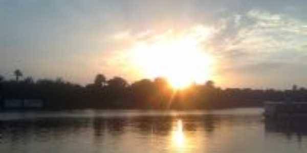 Pôr do sol, Por Cris Pinheiro