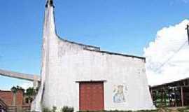 Ipixuna do Pará - Igreja Católica - Construída na década de 60 por laudjb