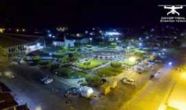 Ipixuna do Pará - Praça da bíblia vista à noite., Por Lucas santos