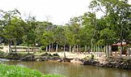 Ipixuna do Pará - Rio Ipixuna, prainha por laudjb
