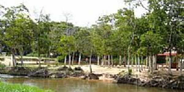 Rio Ipixuna, prainha por laudjb