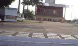 Irituia - PALCO DA PRAÇA MUNICIPAL ALÍRIO ALMEIDA, Por IVALDO NEY