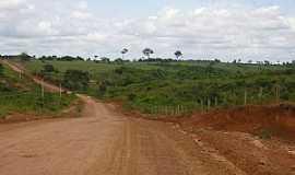 Itaituba - Itaituba-PA-Estrada para Barreiras-Foto:José Parente de sousa