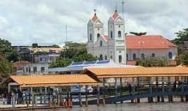 Itaituba - Itaituba-PA-Pier na orla-Foto:José Parente de sousa