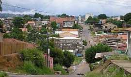 Itaituba - Itaituba-PA-Vista da rua central-Foto:José Parente de sousa
