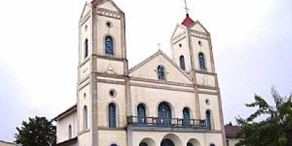 Itaituba-PA-Catedral de Sant�Ana-Foto:Vicente A. Queiroz