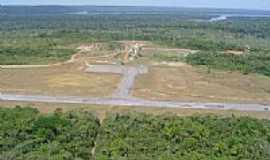 Jacareacanga - Aeroporto-Foto:EltonRodrigues