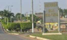 Jacundá - Av. Cristo Rei entrada da cidade, Por Habacuque Oliveira