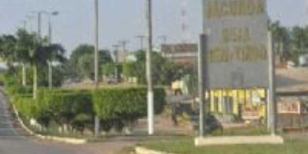 Av. Cristo Rei entrada da cidade, Por Habacuque Oliveira