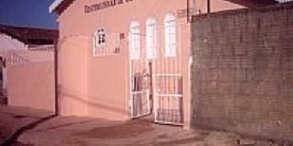 Salão do Reino das Tes.de Jeová - Cong. Jacundá por Marcio O Bios
