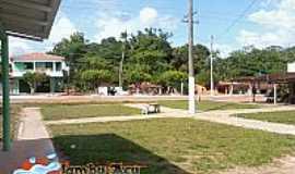 Jambuaçu - Praça de Jambuaçu-PA-Foto:Renan Henrique-jambuaçu.comunidades.
