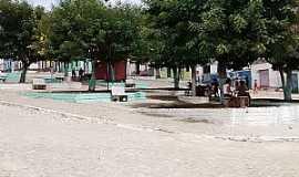 Caiubi - Caiubi-BA-Praça central-Foto:agazetabahia.