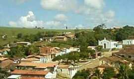 Caiubi - Caiubi-BA-Vista do centro da cidade-Foto:Facebook