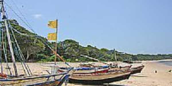 Praia de Joanes por niani