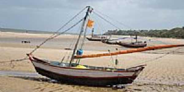 Praia por Fernando D Lobato