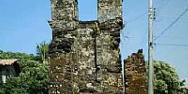 Ruinas jesuitas do sec XVI por cesar teixeira
