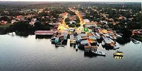 Imagens da Vila de Juaba em Cametá-PA