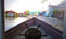 Juruti - porto de juruti, na época da enchente. curta a fan page juruti pará, e conheça mais sobre essa linda cidade no coração da amazônia., Por Marlena Pinheiro Soares