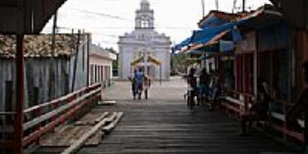 Igreja Matriz de Maiauata-PA-Foto:Carlos Fernando Mace…