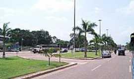 Marab� - Avenida central em Marab�-Foto:Fernando Cunha
