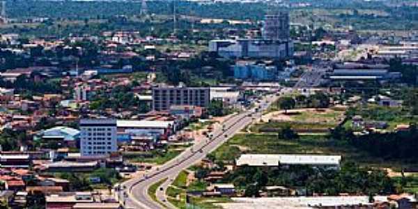 Imagens da cidade de Marabá - PA