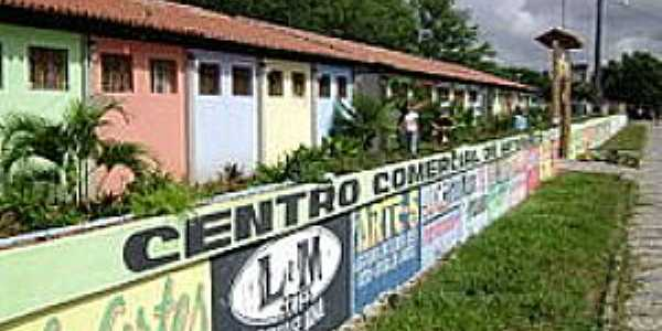 Caldas do Jorro-BA-Centro de Artesanato-Foto:pt.wikipedia.