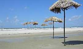 Marapanim - Praia do Crispim em Marapanim-PA-Foto:niani